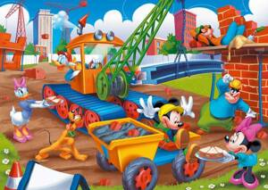Puzzle 350 Toon Town