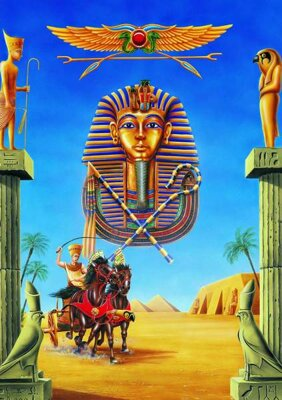 Puzzle 1500 Spomienky na Egypt